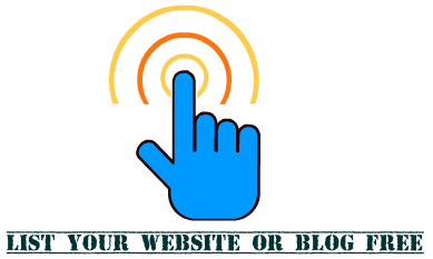 List Your Website or Blog Free