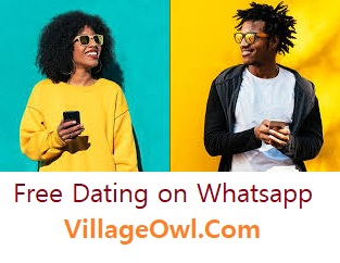 free dating on whatsapp village owl
