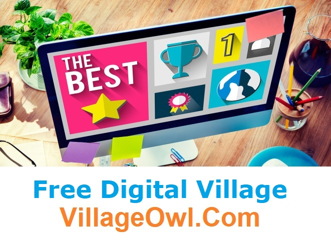Free Website Listing on Village Owl