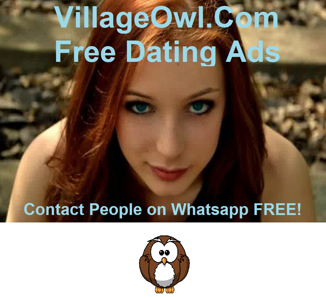 Village Owl Free Dating Ads Banner